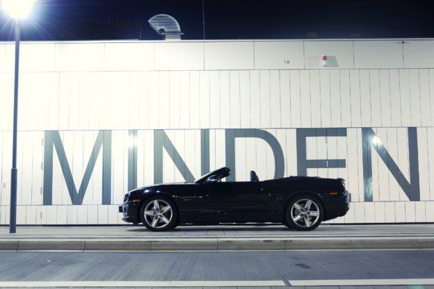 Chevrolet Camaro V8 Convertible by marioroman pictures - Fanaticar Magazin