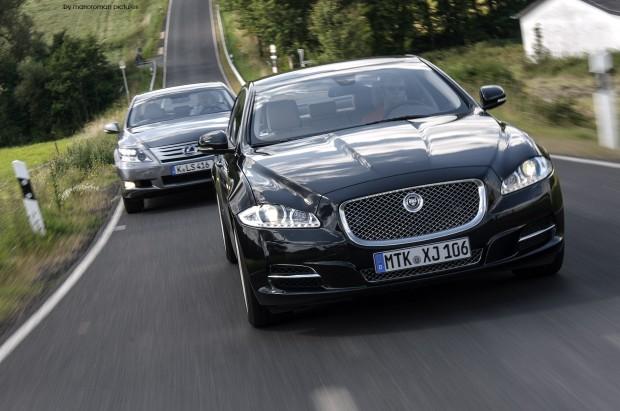 Jaguar-lexus-eifel04-620x411 in LS600h trifft auf den XJ V6 Diesel - Blog by marioroman