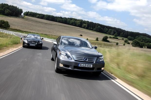 Jaguar-lexus-eifel12-620x411 in LS600h trifft auf den XJ V6 Diesel - Blog by marioroman
