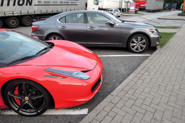 Jaguar-lexus-eifel13-620x412 in LS600h trifft auf den XJ V6 Diesel - Blog by marioroman