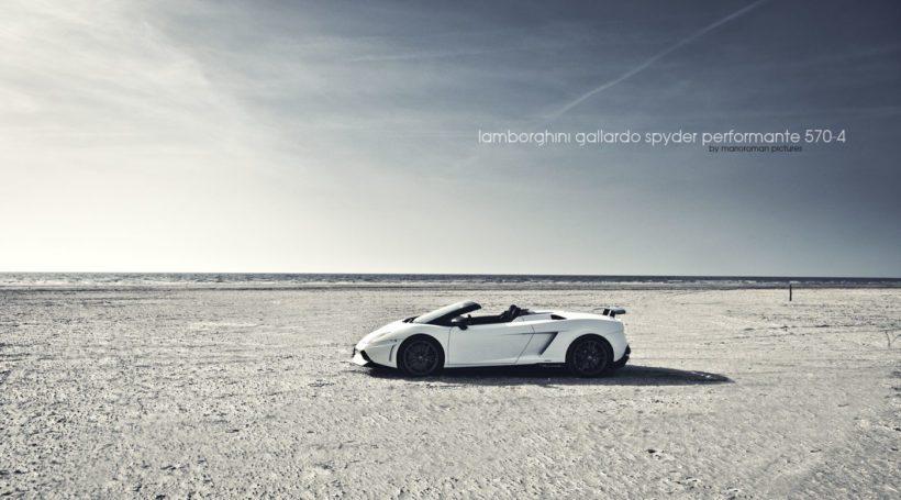 Lamborghini Gallardo 570-4 Spyder Performante by marioroman pictures - Fanaticar Magazin