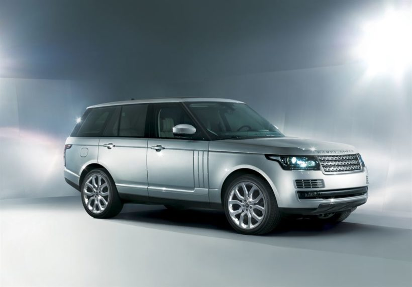 2013 Range Rover - Fanatiar Magazin