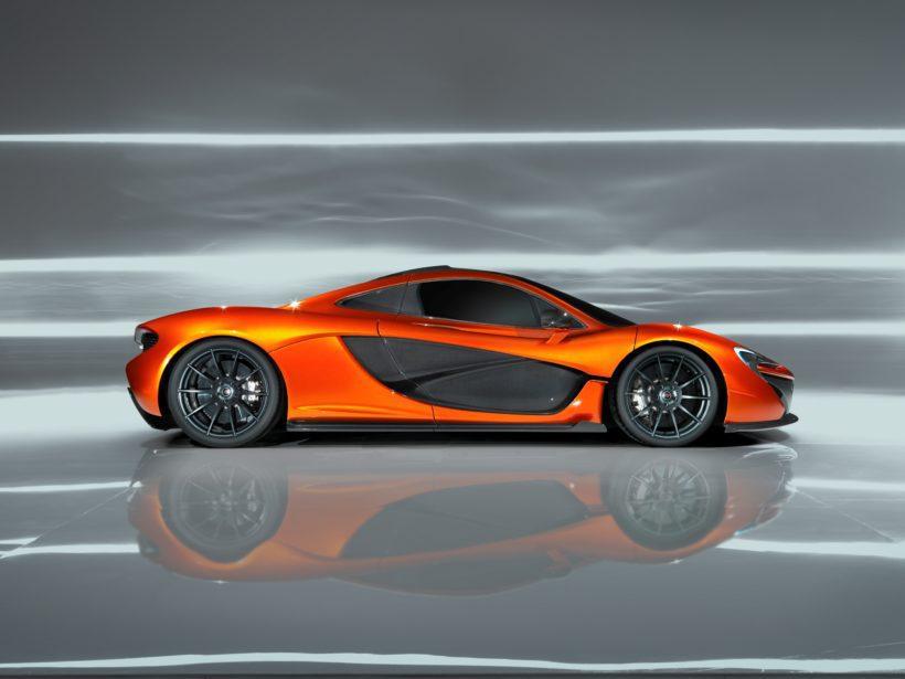 McLaren P1 Design Studie - Fanaticar Magazin