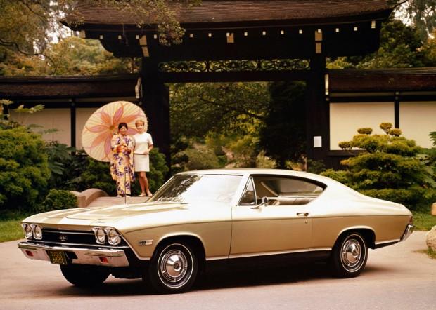 1968 Chevrolet Chevelle Malibu