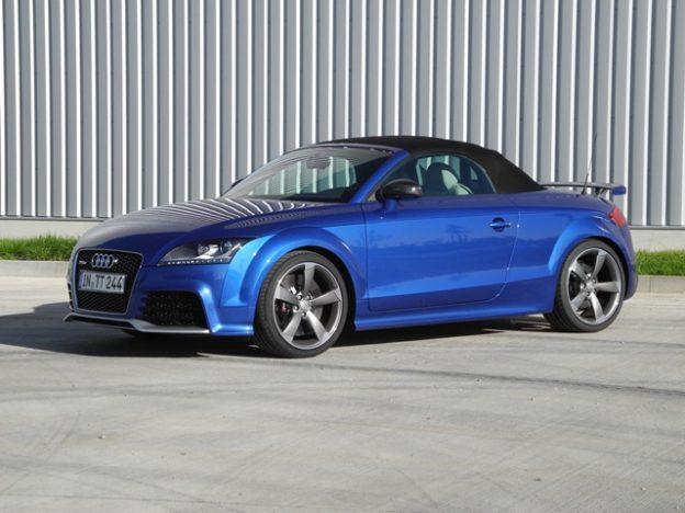Audi TTRS plus Roadster - Fanaticar Magazin
