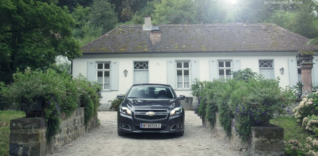 2012 Chevrolet Malibu by marioroman pictures - Fanaticar Magazin