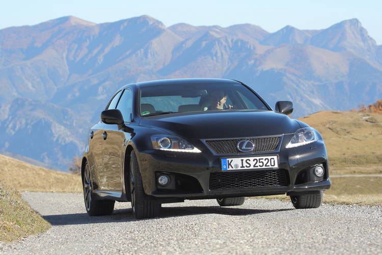 2013 Lexus IS-F - Fanaticar Magazin