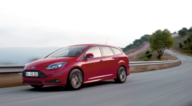 Ford Focus ST Tunier - Fanaticar Magazin