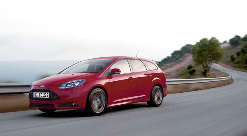 Ford Focus ST Tunier - Fanaticar Magazin
