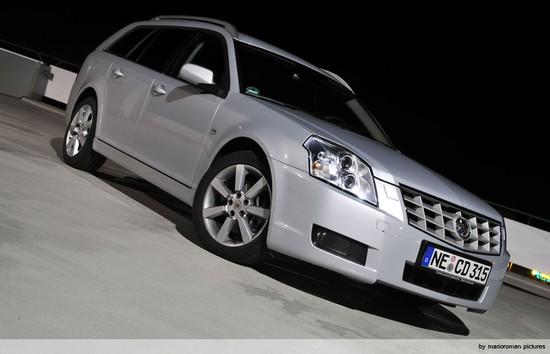 Cadillac BLS - Fanaticar Magazin