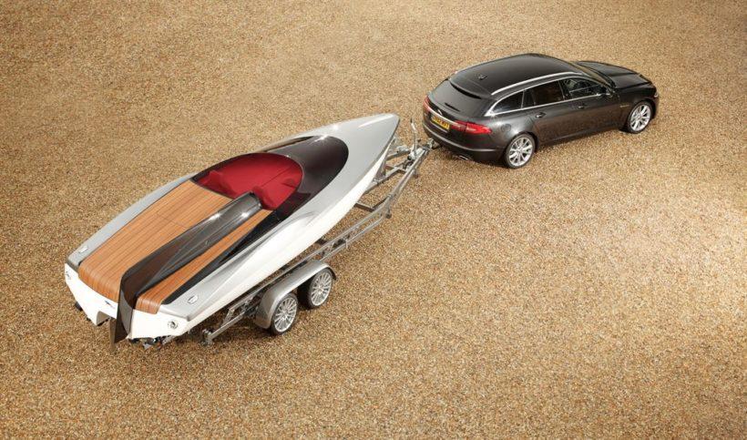 Jaguar Concept Speedboat - Fanaticar Magazin