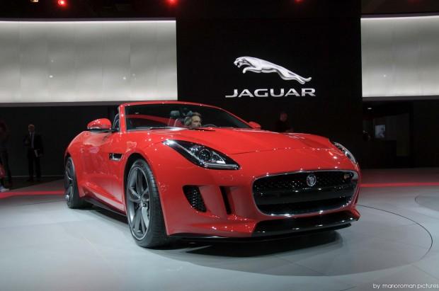Jaguar F-Type Roadster - Fanaticar Magazin