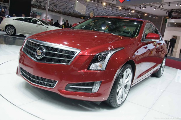 Cadillac ATS - Fanaticar Magazinc