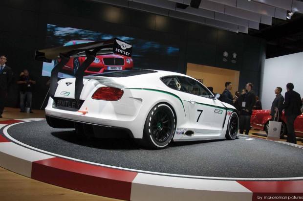 Bentley Continental GT3- Fanaticar Magazin