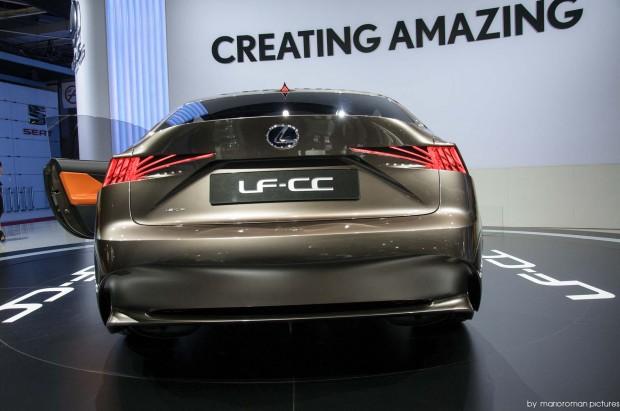 Lexus LF-CC Concept - Fanaticar Magazin