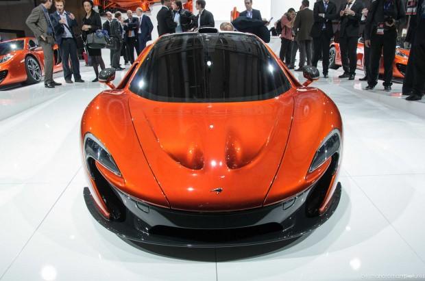 McLaren P1 - Fanaticar Magazin