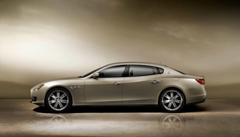 2013 Maserati Quattroporte - Fanaticar Magazin