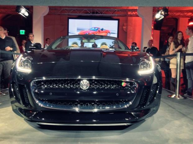Jaguar F-Type Private Viewing Hamburg - Fanaticar Magazin