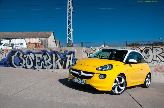 2013 Opel ADAM by marioroman pictures - Fanaticar Magazin