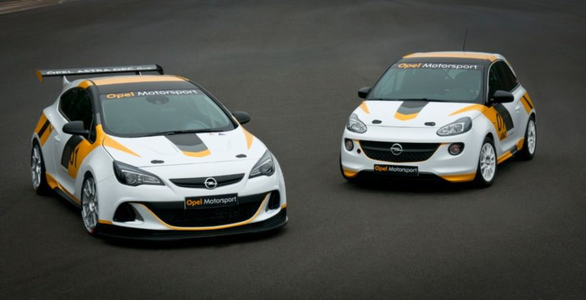 Opel Astra OPC & Adam Rallye by marioroman pictures - Fanaticar Magazin