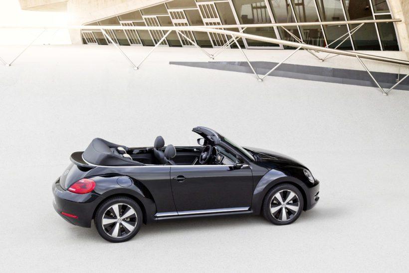 Volkswagen Beetle Cabriolet Exclusive - Fanaticar Magazin