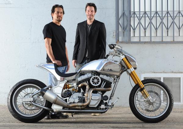 Arch Motorcylce Company - Fanaticar Magazin