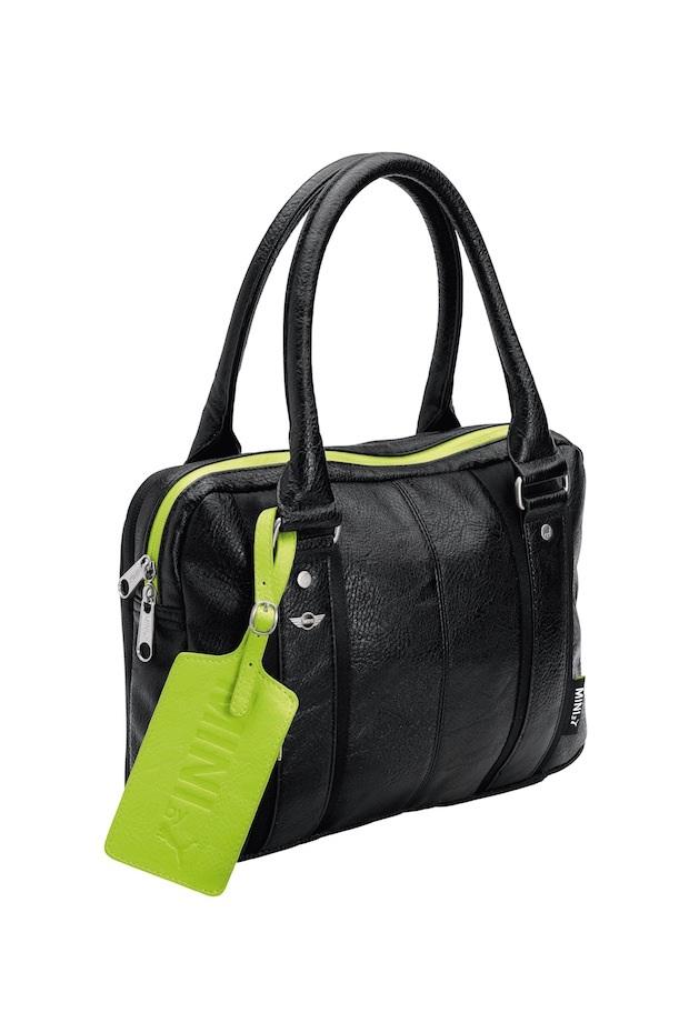 Handbag-von-Puma-f R-Mini in MINI by PUMA: Urban-sportliche Kollektion für den trendbewussten Mann