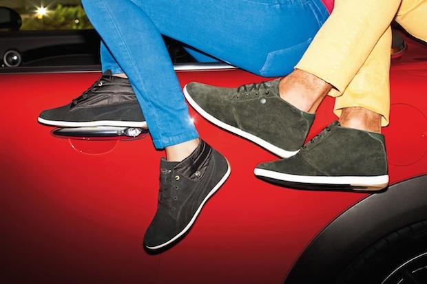 Mini-Boots-by-Puma in MINI by PUMA: Urban-sportliche Kollektion für den trendbewussten Mann