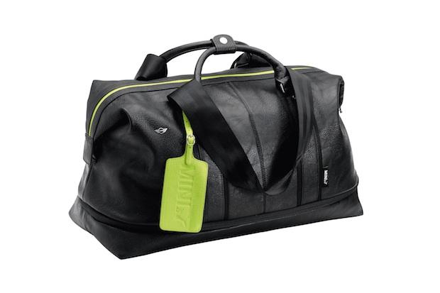 Mini-Sporttasche-by-Puma in MINI by PUMA: Urban-sportliche Kollektion für den trendbewussten Mann