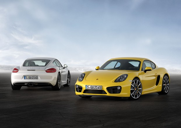 2013 Porsche Cayman und Cayman S - Fanaticar Magazin