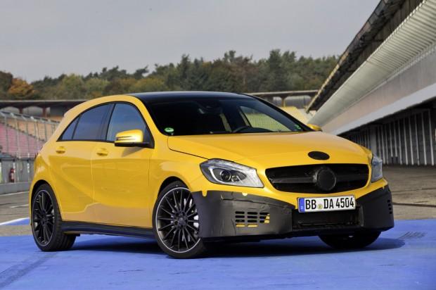 Mercedes-Benz A45 AMG - Fanaticar Magazin