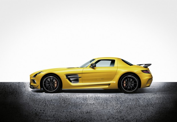 Mercedes-Benz SLS AMG Coupé Black Series - Fanaticar Magazin