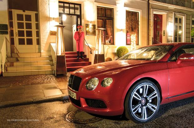 Bentley V8 GT Coupé by marioroman pictures - Fanaticar Magazin
