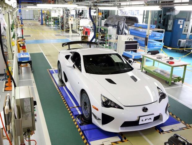 Lexus LFA - Fanaticar Magazin