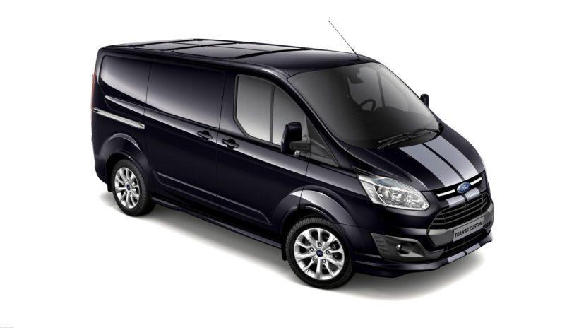 Ford Transit Custom Sport - Fanaticar Magazin