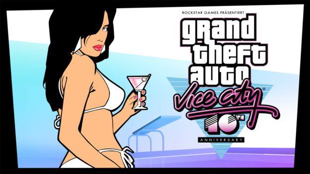 GRAND THEFT AUTO VICE CITY 10TH ANNIVERSARY EDITION - Fanaticar Magazin