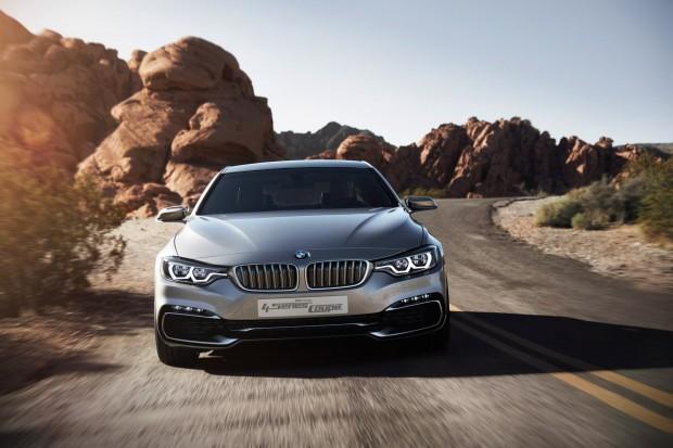 BMW 4er Coupé Concept - Fanaticar Magazin