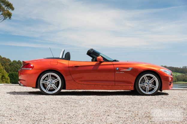 2013 BMW Z4 sDrive35is - Fanaticar Magazin