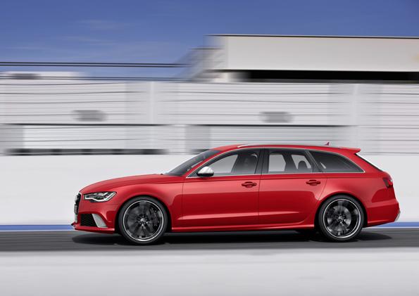 2013 Audi RS6 Avant - Fanaticar Magazin