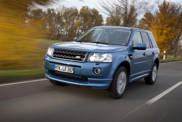 2013 Land Rover Freelander 2 - Fanaticar Magazin