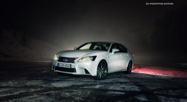 2013 Lexus GS450h F-Sport by marioroman pictures - Fanaticar Magazin