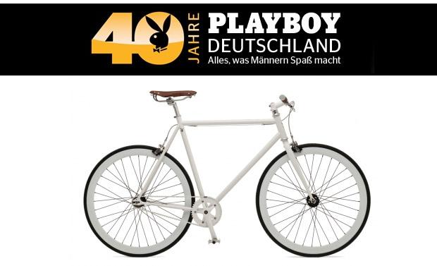 Playboy Fahrrad by Urbike - Fanaticar Magazin