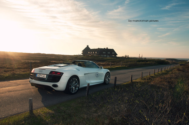 Audi R8 5.2 Sypder by marioroman pictures - Fanaticar Magazin