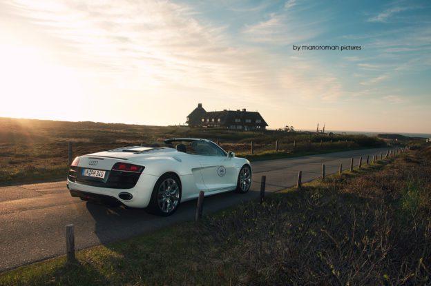 Audi R8 5.2 Sypder by marioroman pictures - Fanaticar Magazin