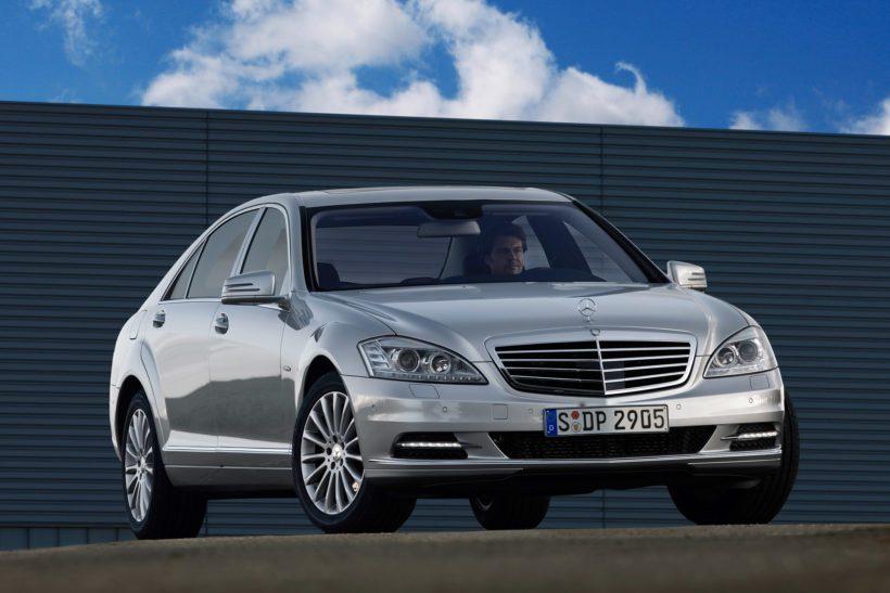 Mercedes-Benz S-Klasse - Fanaticar Magazin