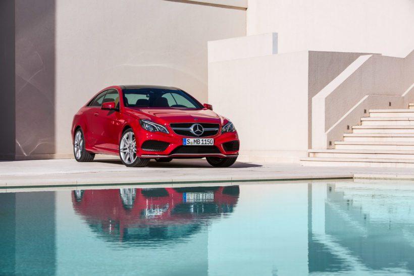 2013 Mercedes E-Klasse Coupé - Fanaticar Magazin