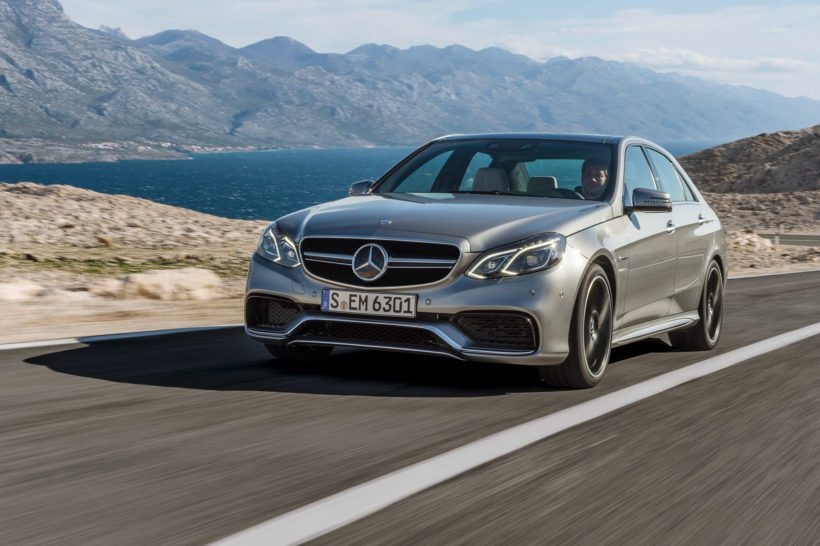 Mercedes-Benz E-63 AMG 4matic S - Fanaticar Magazin