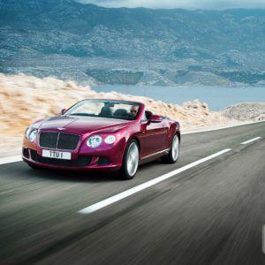 2013 Bentley GT Speed Cabriolet - Fanaticar Magazin