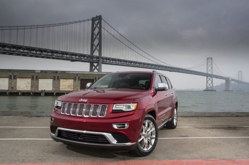 2014 Jeep Grand Cherokee - Fanaticar Magazin