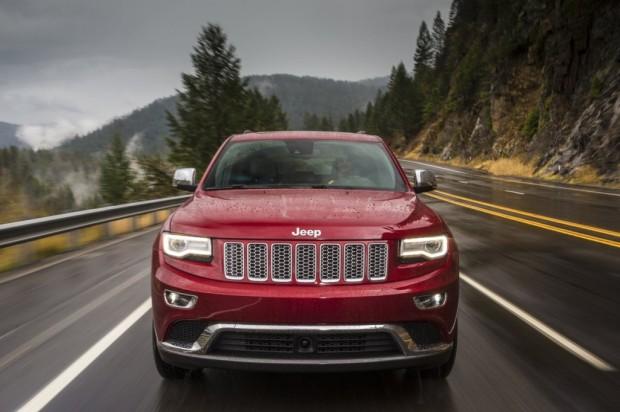2014 Jeep Grand Cherokee - Fanaticar Magazin